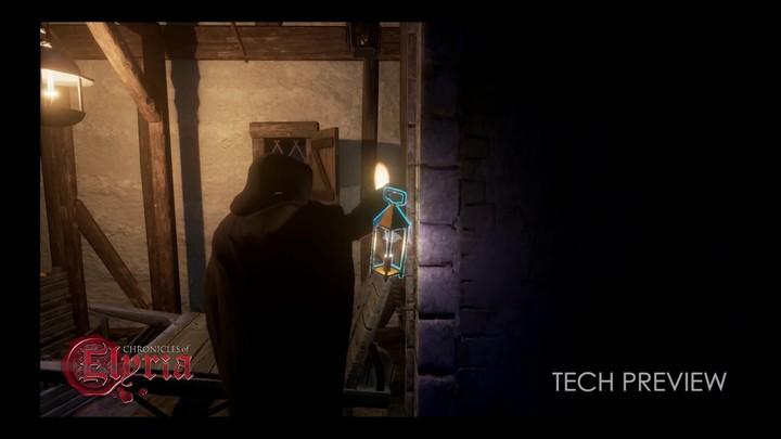Aperçu technique du système d'interaction avec l'environnement des Chronicles of Elyria