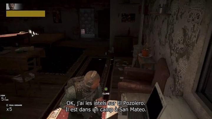 E3 2016 - 9 minutes de gameplay pour Tom Clancy's Ghost Recon Wildlands.
