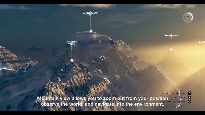 E3 2016 - Gameplay de Steep