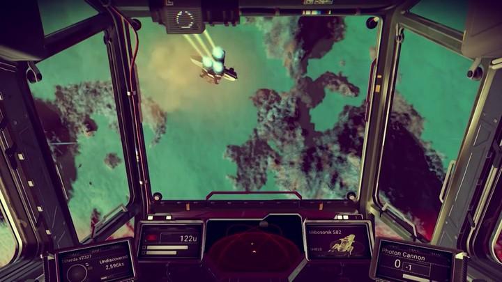 Les piliers de No Man's Sky : le combat