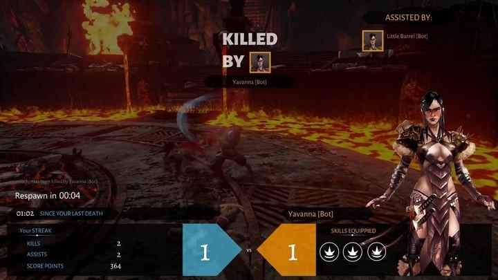 Bande-annonce de gameplay de la version 0.6.0 de Skara