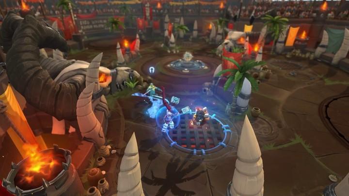 Premier aperçu du gameplay de Battlerite