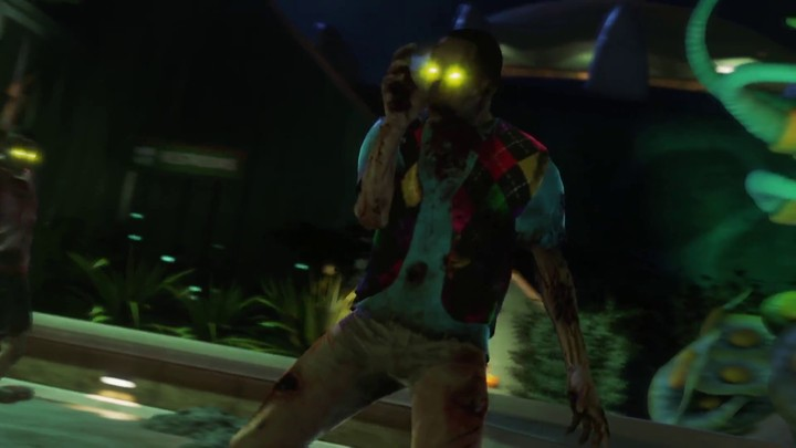 "Gamescom 2016 - Bande annonce ""Zombies in Spaceland"" de Call of Duty : Infinite Warfare"