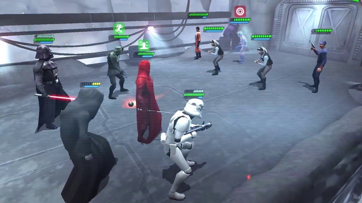 """Bande-annonce de l'événement """"Emperor's Demise"""" de Star Wars Galaxy of Heroes"""