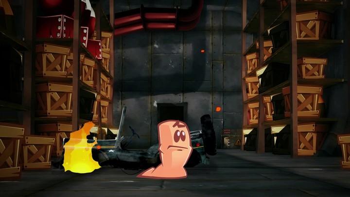 Bande annonce de lancement de Worms W.M.D
