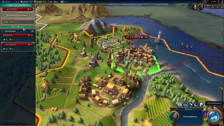 Civilization VI : présentation de l'Espagne