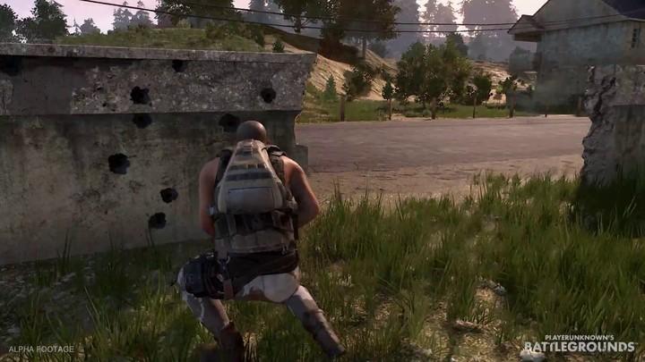 Alpha : premier aperçu de Playerunknown's Battlegrounds