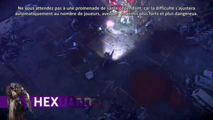 Aperçu du gameplay de Livelock (VOSTFR)