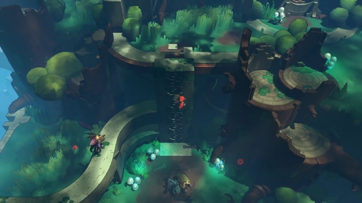 Bande-annonce de gameplay d'Hob