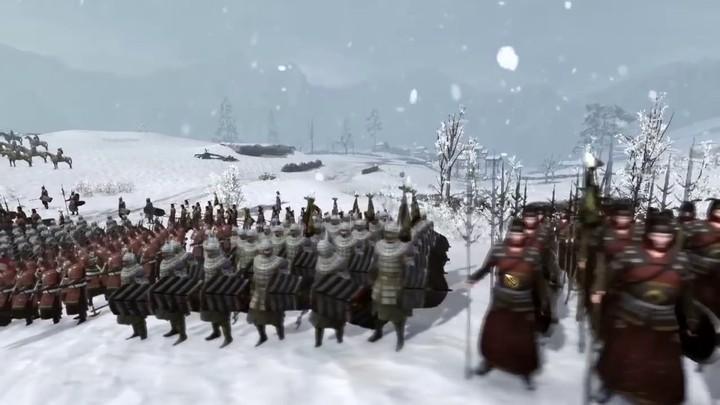 Aperçu du gameplay de Tiger Knight