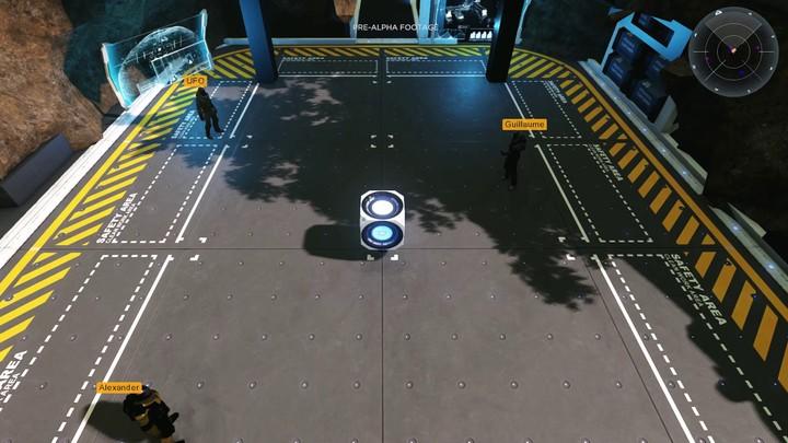 Pré-alpha : construction collective de vaisseau dans Dual Universe