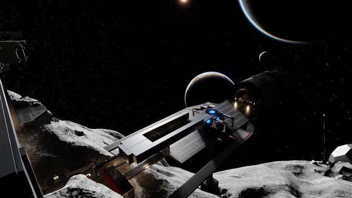 Pré-alpha : aperçu de la construction collective d'un vaisseau cargo dans Dual Universe