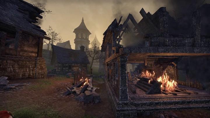 Bande annonce d'Elder Scrolls Online: One Tamriel