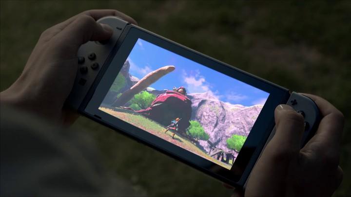 Vidéo de présentation de la Nintendo Switch