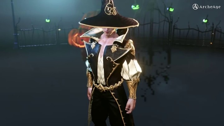 ArcheAge illustre ses costumes d'Halloween