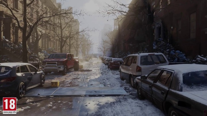 "Bande-annonce de l'extension ""Survie"" de The Division"