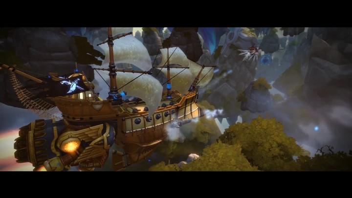 Bande-annonce de bêta 2 de Cloud Pirates