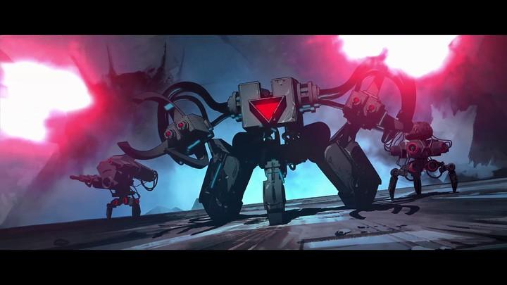 PlayStation Experience 2016 - Nex Machina fait pleuvoir ses premières boulettes
