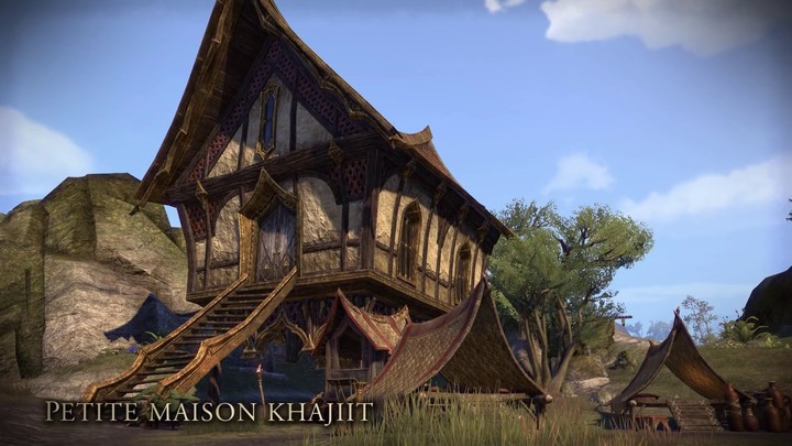Découverte de The Elder Scrolls Online: Homestead