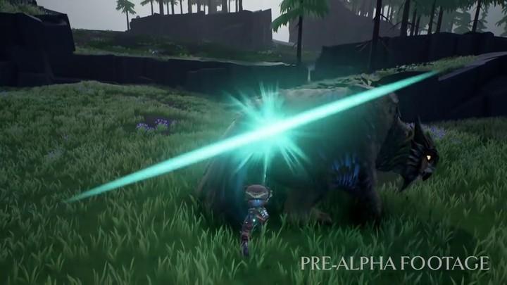 Pré-alpha : aperçu du système de combat de Dauntless