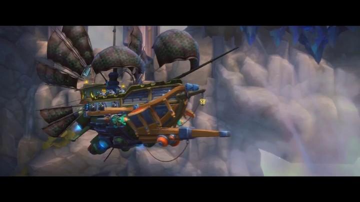 Bande-annonce de bêta 3 de Cloud Pirates