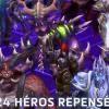 Récapitulatif de l'année 2016 d'Heroes of the Storm