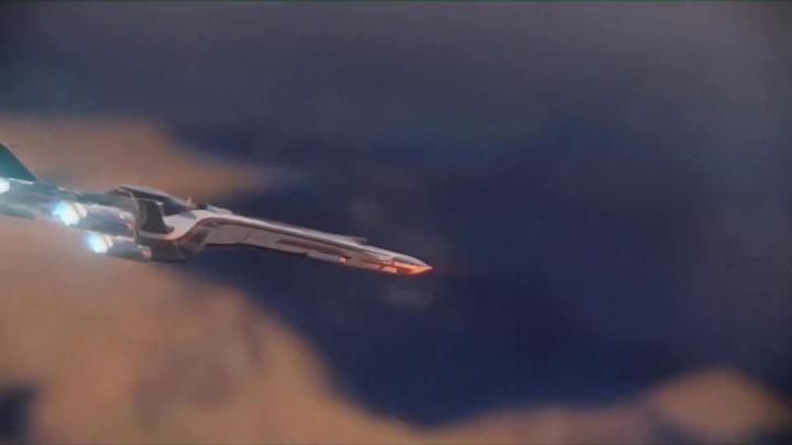 CES 2017 - Bande-annonce de gameplay de Mass Effect Andromeda