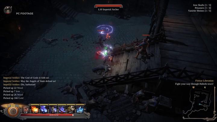 Bande-annonce de gameplay de Vikings - Wolves of Midgard