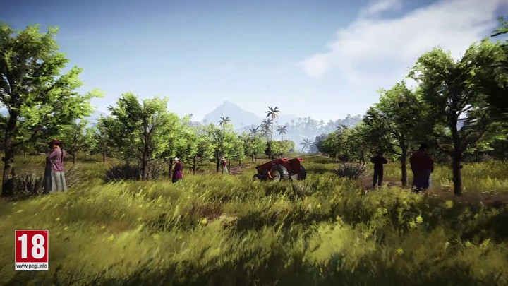 Exploration du monde ouvert de Ghost Recon Wildlands