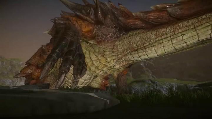 Bestiaire de Monster Hunter Online : aperçu du colossal Lao Shan Lung