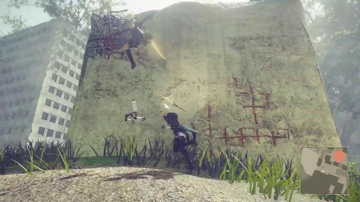 30 minutes de gameplay pour NieR: Automata