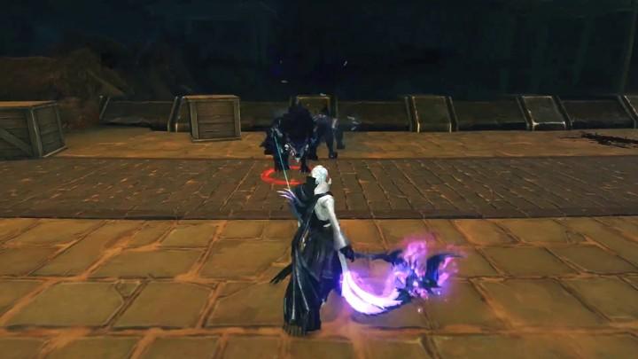 Aperçu du gameplay de l'Occultiste de Revelation Online