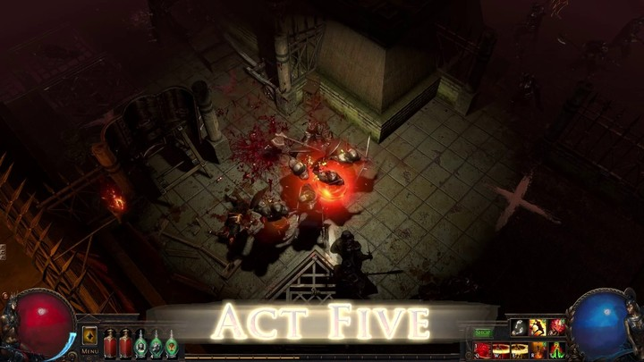 "Bande-annonce de l'extension ""The Fall of Oriath"" de Path of Exile"