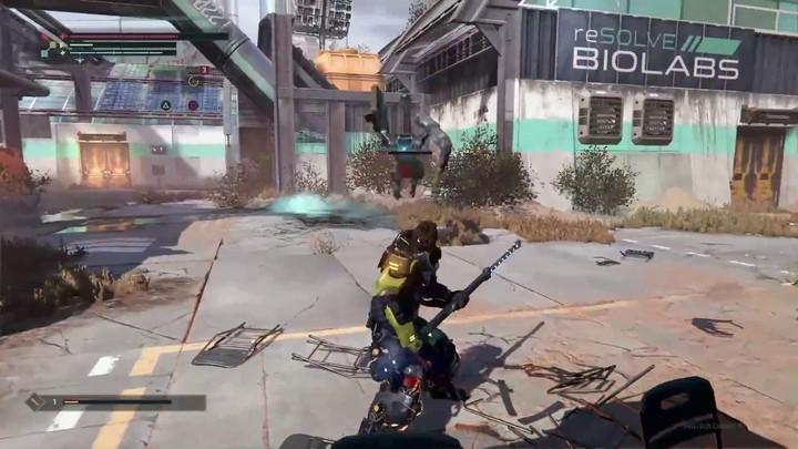 Vidéo de gameplay commenté de The Surge