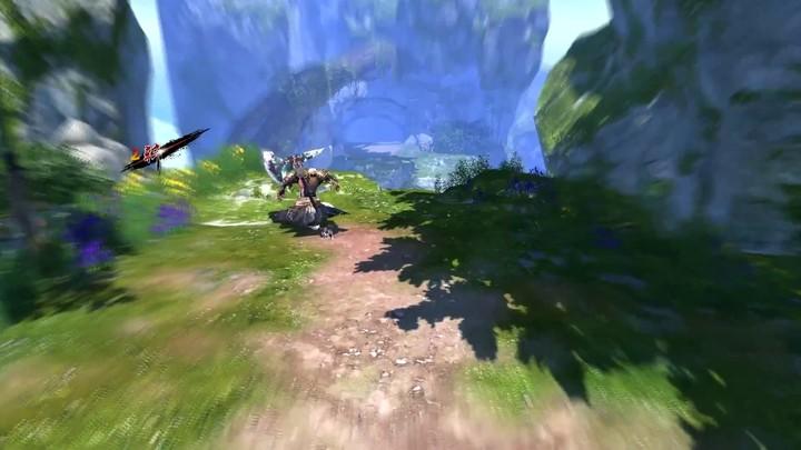 Premier aperçu du gameplay de Blade & Soul: Hongmoon Rising