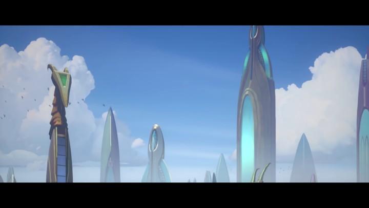 Les origines d'Orisa, nouveau héros d'Overwatch (VF)