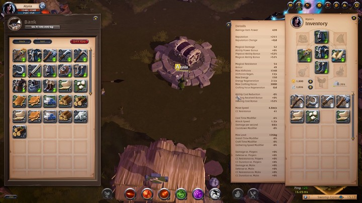Albion Online : Bande-annonce Galahad