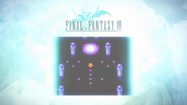 30 ans de Final Fantasy en 3 minutes