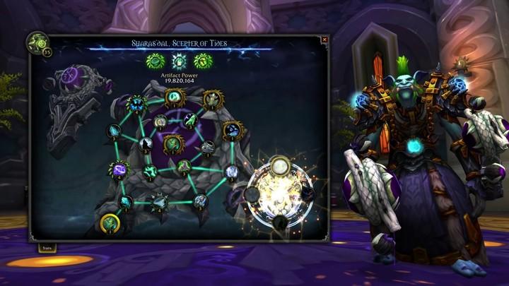 Présentation de la mise à jour 7.2 de World of Warcraft Legion (VOSTFR)