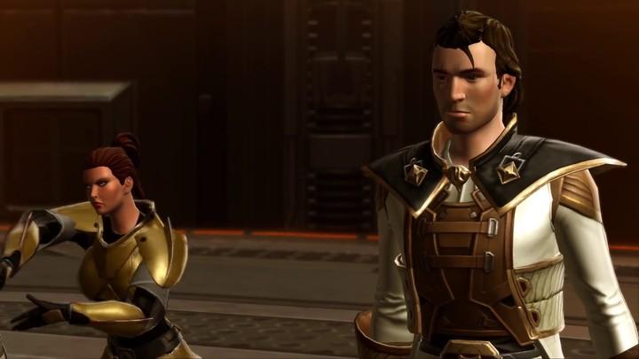 """Bande annonce """"Créez votre Héritage"""" pour Star Wars The Old Republic"""