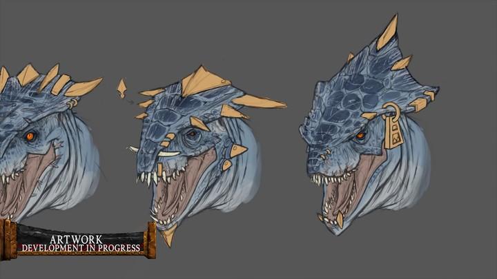 Présentation des Hommes-lézards Gardes du Temple de Total War Warhammer 2