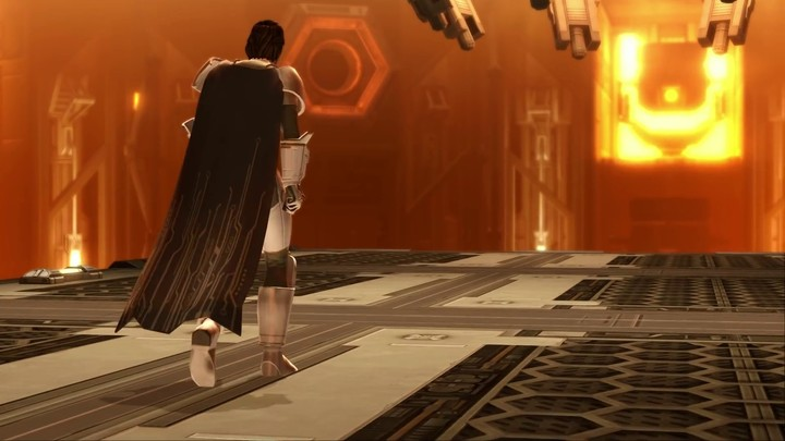 "Teaser de l'opération ""Les dieux machines"" de SWTOR: The War for Iokath"