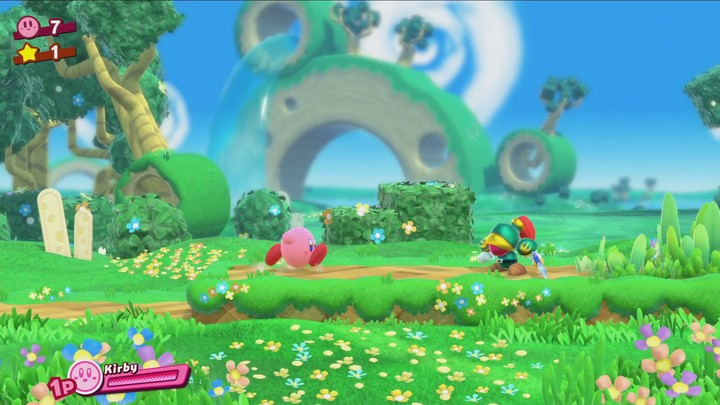 [E3 2017] Kirby s'annonce sur Switch