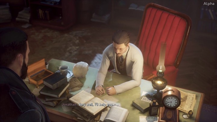 [E3 2017] Du gameplay pour Vampyr