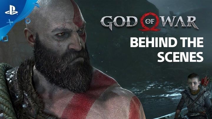 [E3 2017] Making off du prochain God of War