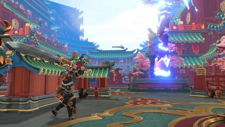 Battlerite s'annonce sur Xbox One