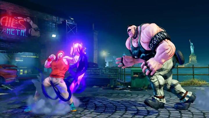 Abigail se dévoile dans Street Fighter V