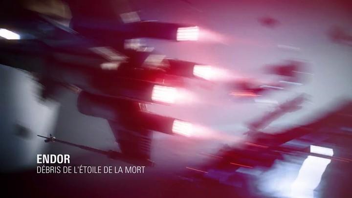 """Aperçu du mode """"Assaut des Chasseurs"""" de Star Wars Battlefront II"""