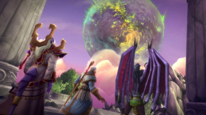 World of Warcraft 7.3 : en route vers Argus