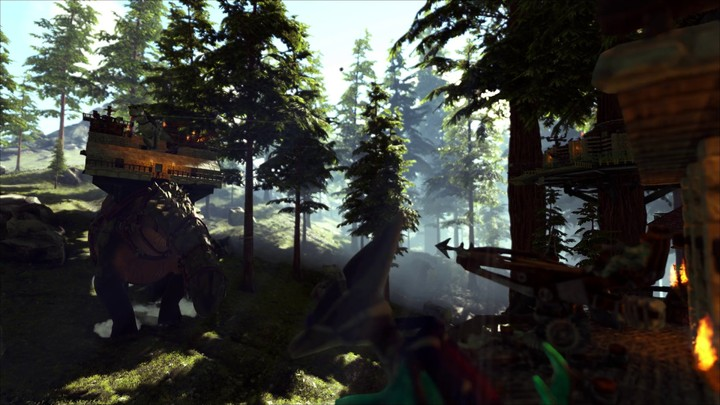 Bande annonce de lancement d'ARK: Survival Evolved